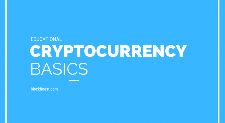 cryptocurrency-basics