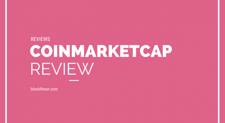 Coinmarketcap-review
