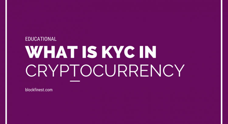KYC-IN-CRYPTOCURRENCY