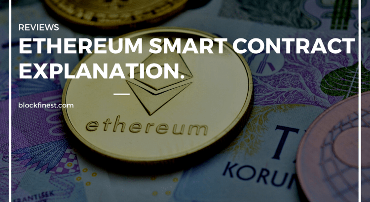 what-is-ethereum-smart-contract