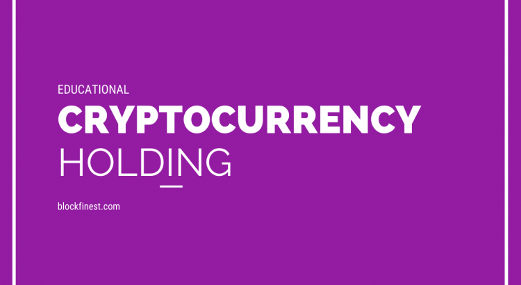cryptocurrency-holding