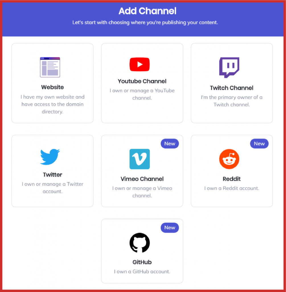 add channels to brave