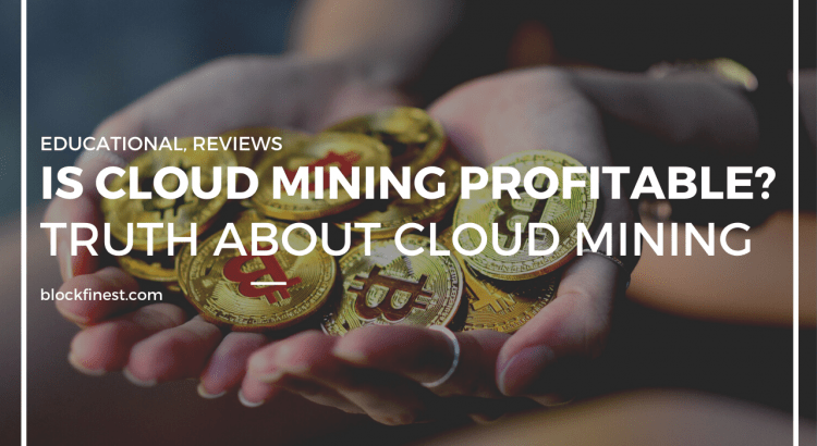 is cloud mining profitable?