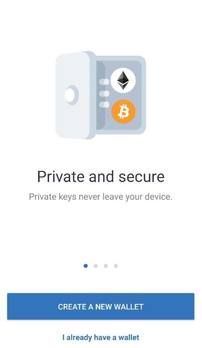 wallet install