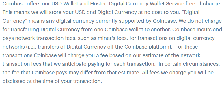 coinbase wallet services