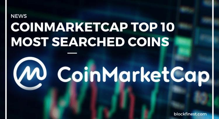 coinmarket top 10 xoins