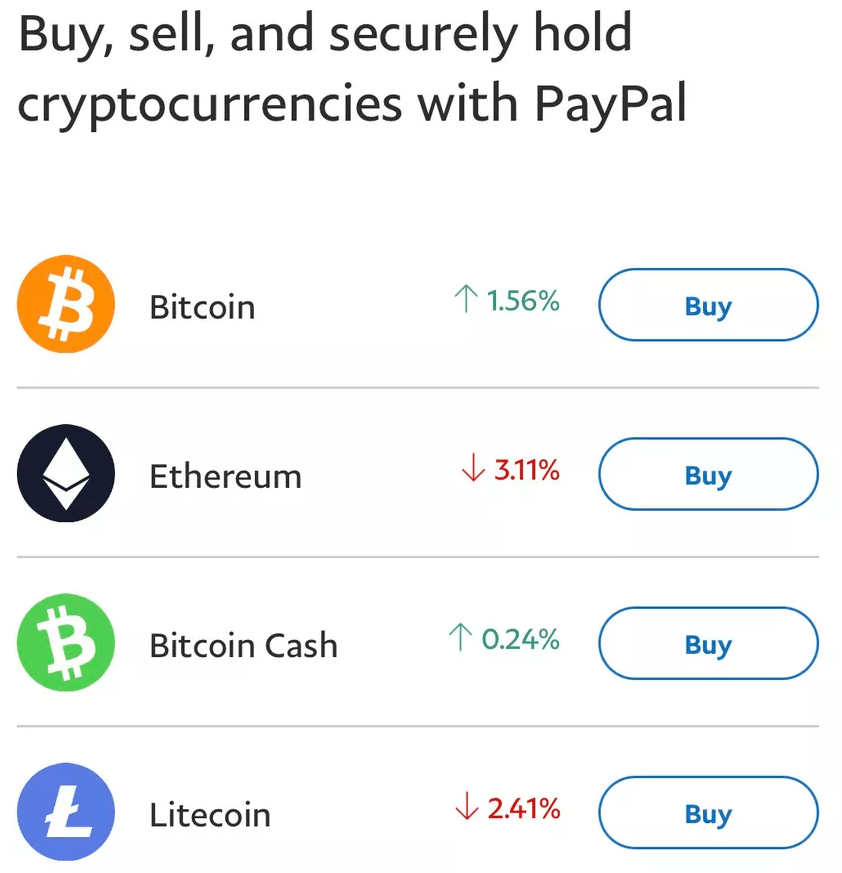 cryptocurrency buy and sell is now available in the USA