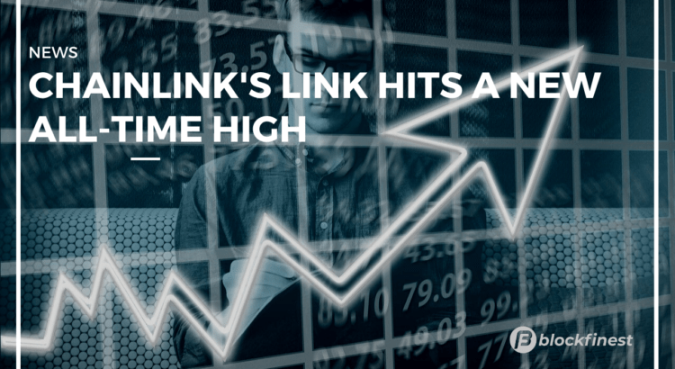 chainlink's alltime high