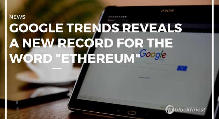 google trends for ethereum