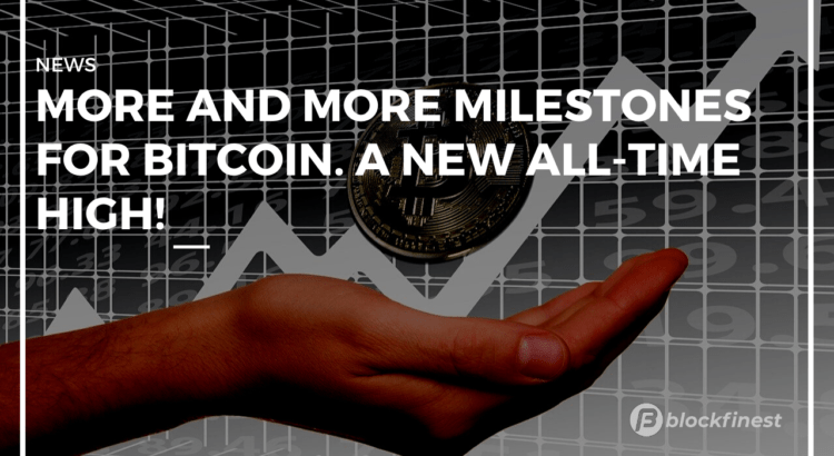 bitcoin his new all-time high