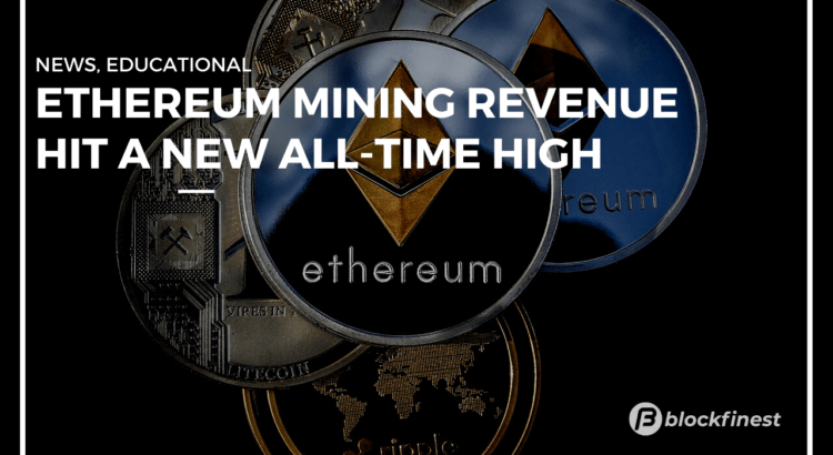 eth mining hits a new alltime high